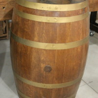Finished Barrel