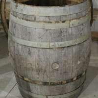 """Unfinished Barrel 34"""" Qty. 1"""