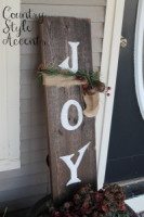 Buy the JOY sign!