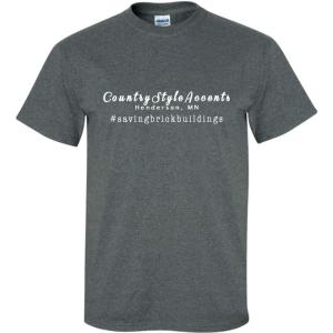 #Savingbrickbuildings T-Shirt