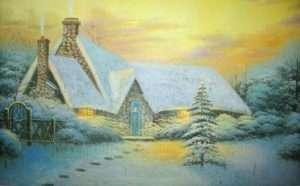 Painting Class!  Jan. 19th. 6-8p
