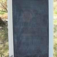 "Large White Chalkboard 27"" X 40"" Qty. 1"