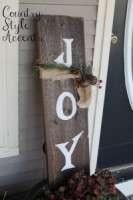 Buy the JOY sign!